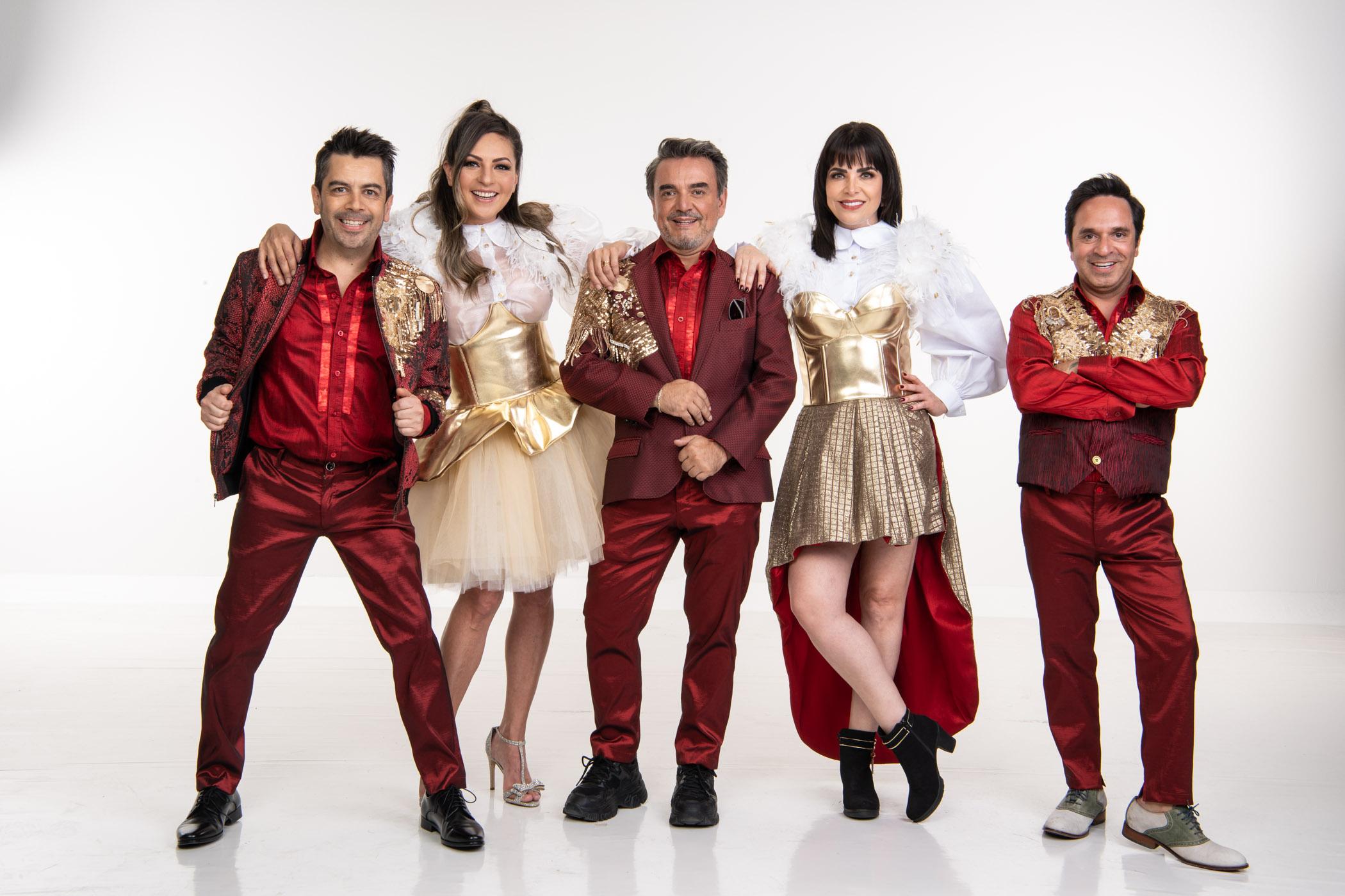 """""""Tic Tac Toc El Reencuentro"""" se estrena este lunes 12 de abril por """"las estrellas"""""""