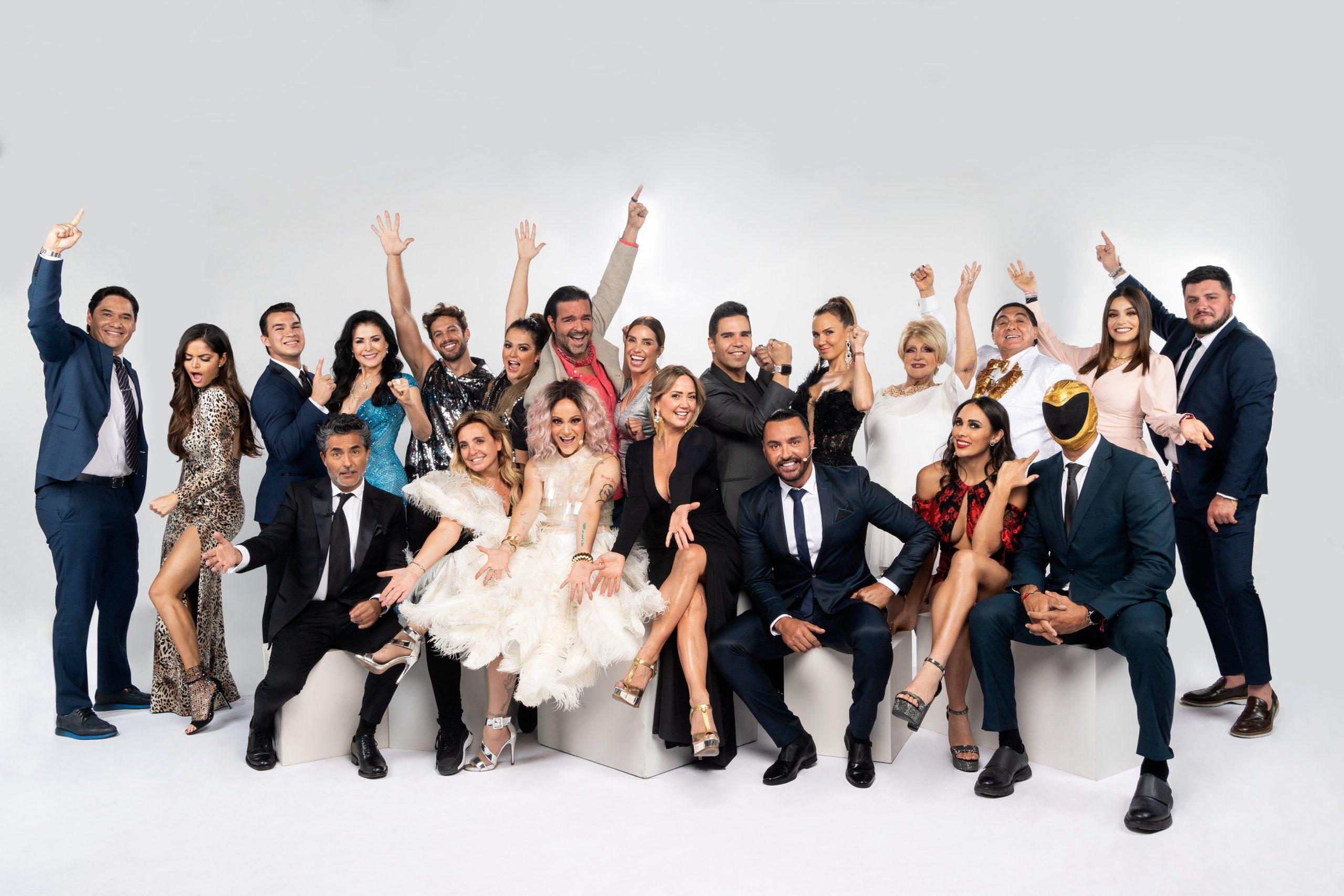 """Inició el reality televisivo de baile """"Las estrellas bailan en Hoy"""""""