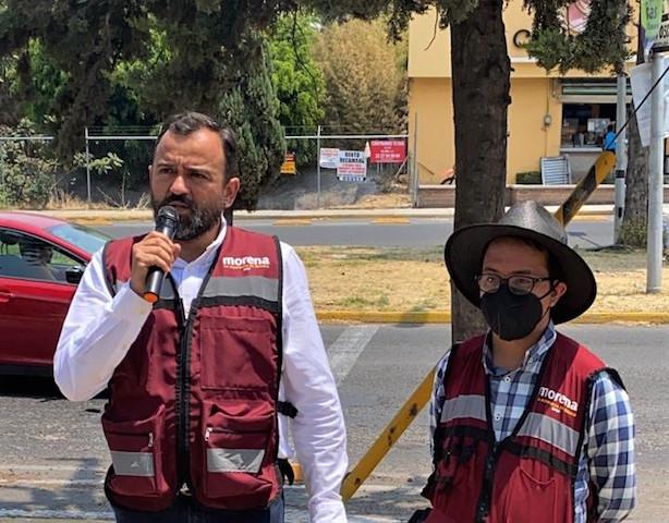 Denuncia René Sánchez Galindo acoso de Agua de Puebla tras exigir saneamiento de los ríos