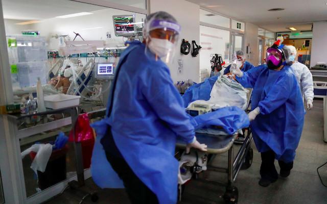 La pandemia Covid-19 causó ya más de 3 millones de muertes en el mundo