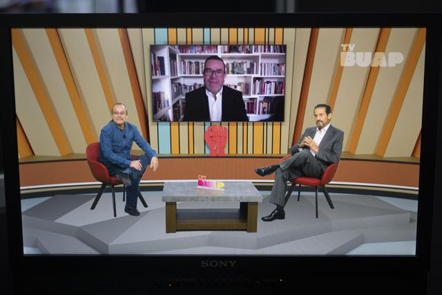 La Reforma Universitaria, antecedente de una participación democrática, plural y colectiva: Alfonso Esparza Ortiz