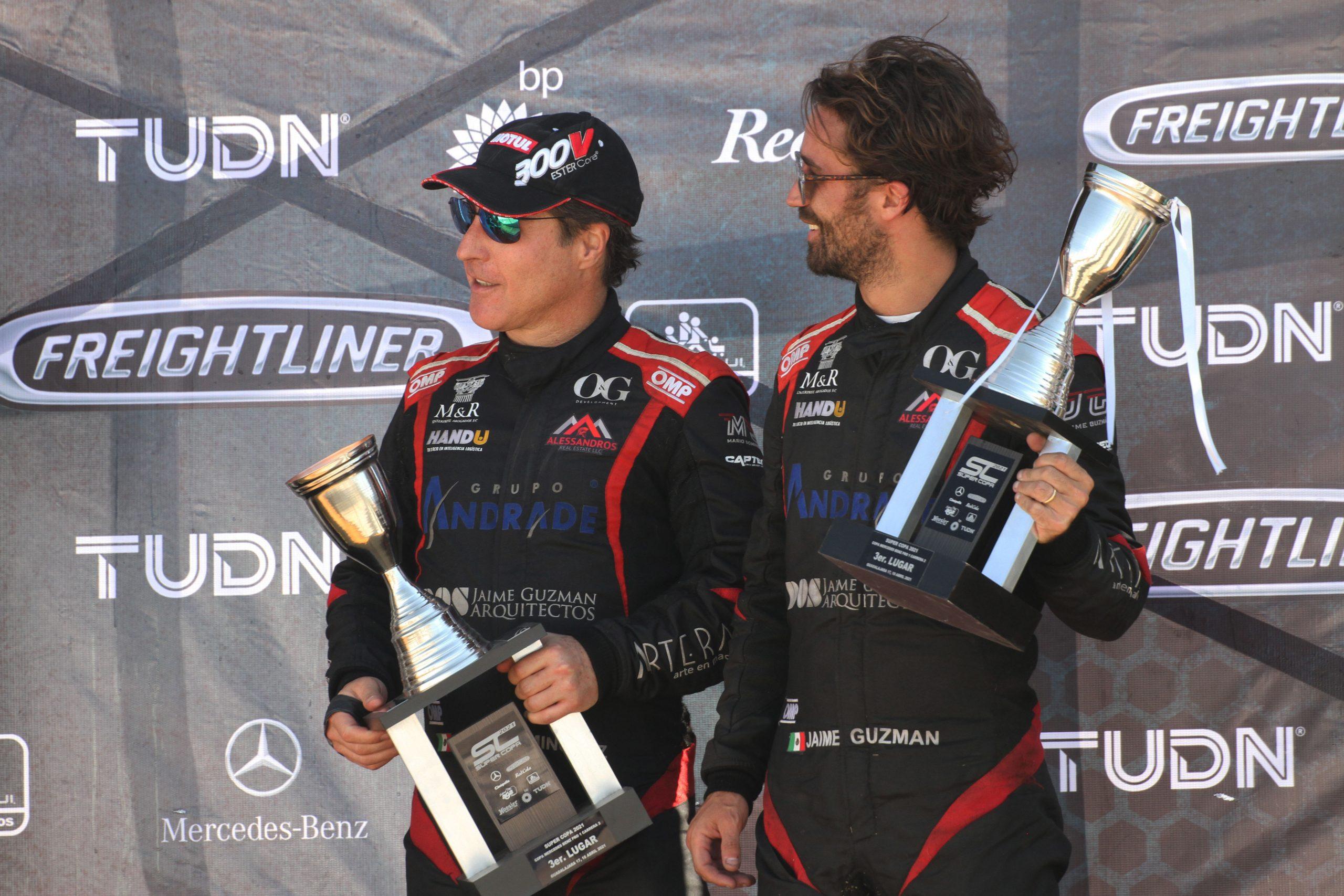 Alessandros Racing abre con podio la temporada de Súper Copa