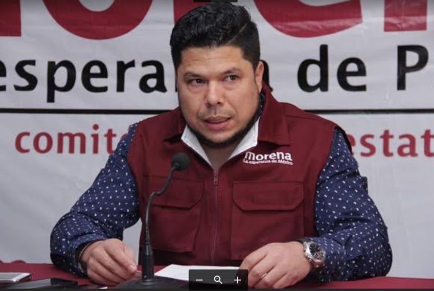 Gabriel Biestro insiste en tumbar la candidatura de Claudia Rivera