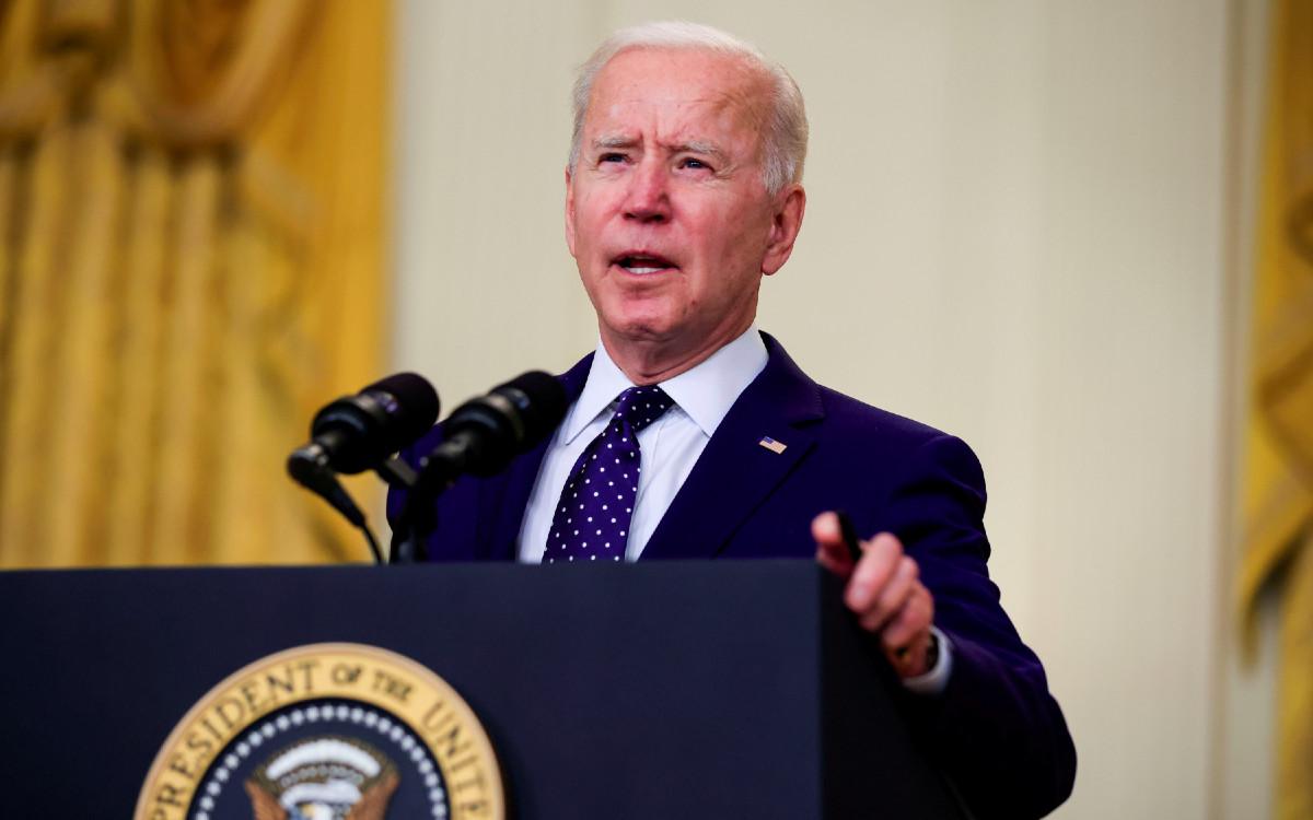 A partir de hoy, 'todos los estadounidenses son candidatos a la vacuna anti-Covid': Biden