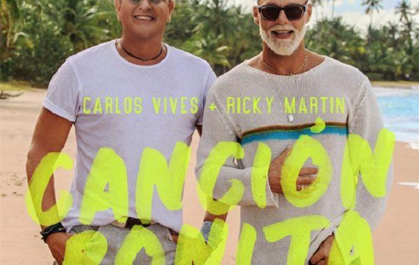 """""""Canción Bonita"""": Carlos Vives y Ricky Martín fusionan su talento en este sencillo"""
