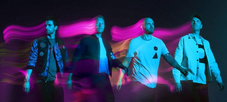 """Coldplay lanzará su nuevo sencillo """"Higher Power"""" el próximo viernes 7 de mayo"""