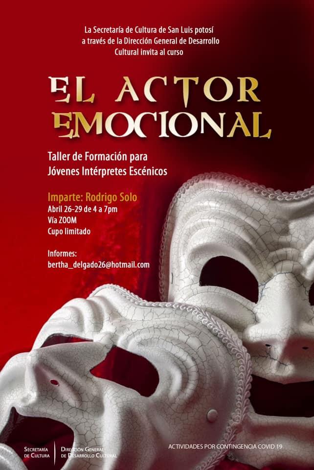 El actor emocional