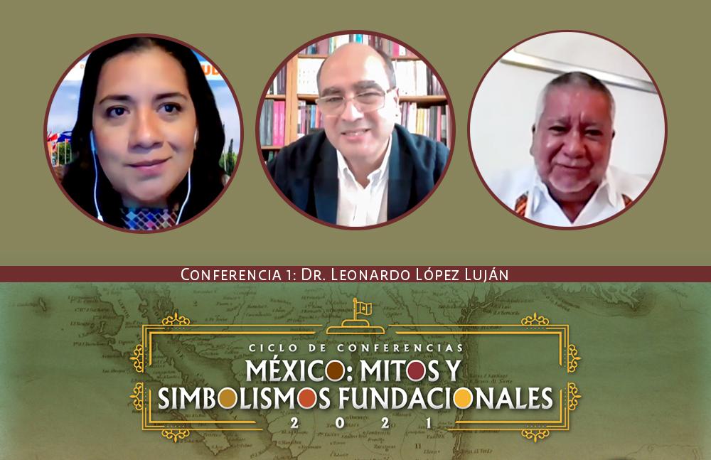 UDLAP inició su ciclo de charlas México: mitos y simbolismos fundacionales con el destacado arqueólogo Leonardo López Luján