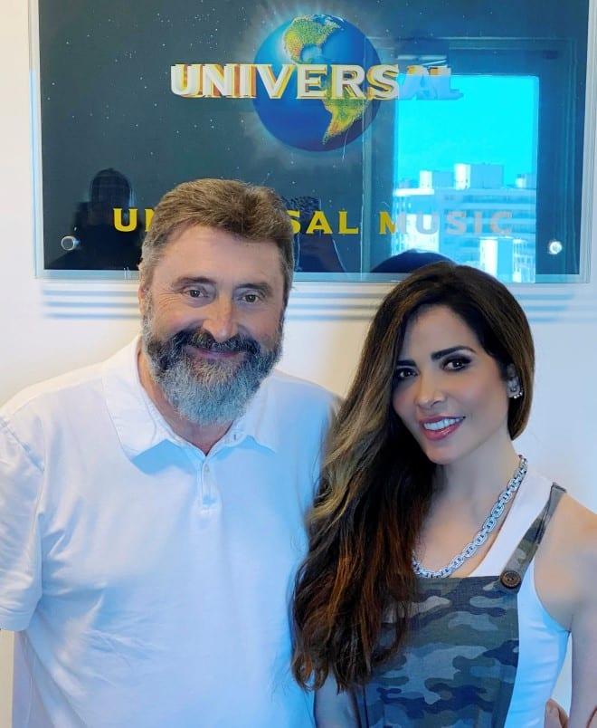 Gloria Trevi renovó contrato con Universal Music Latino