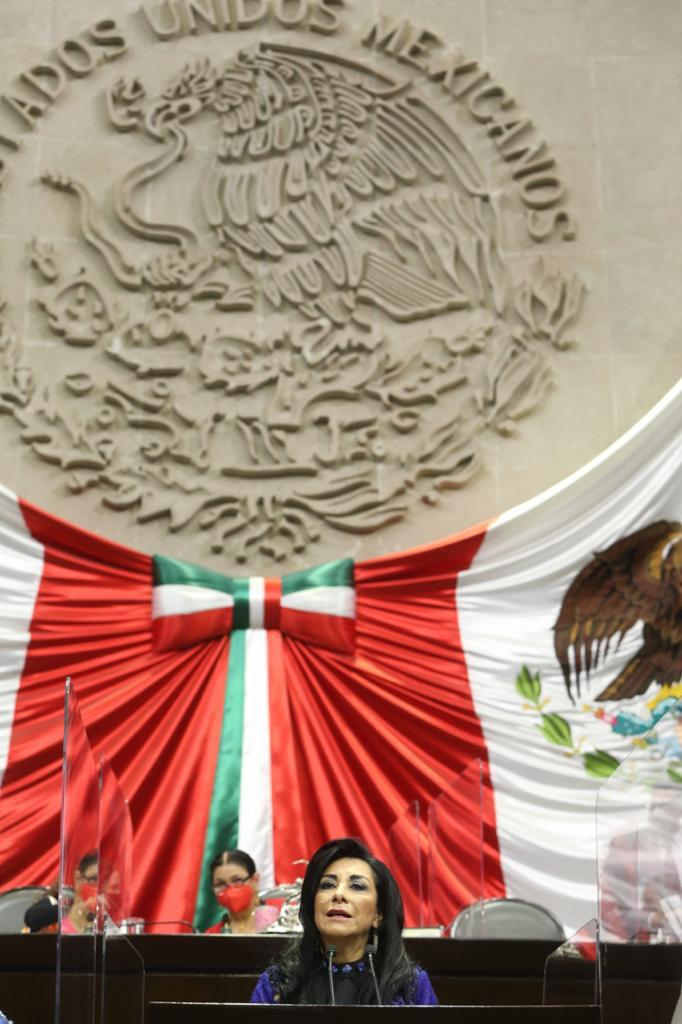 Impulsa diputada Lucero Saldaña la Ley Federal de Fomento a la Cocina Mexicana