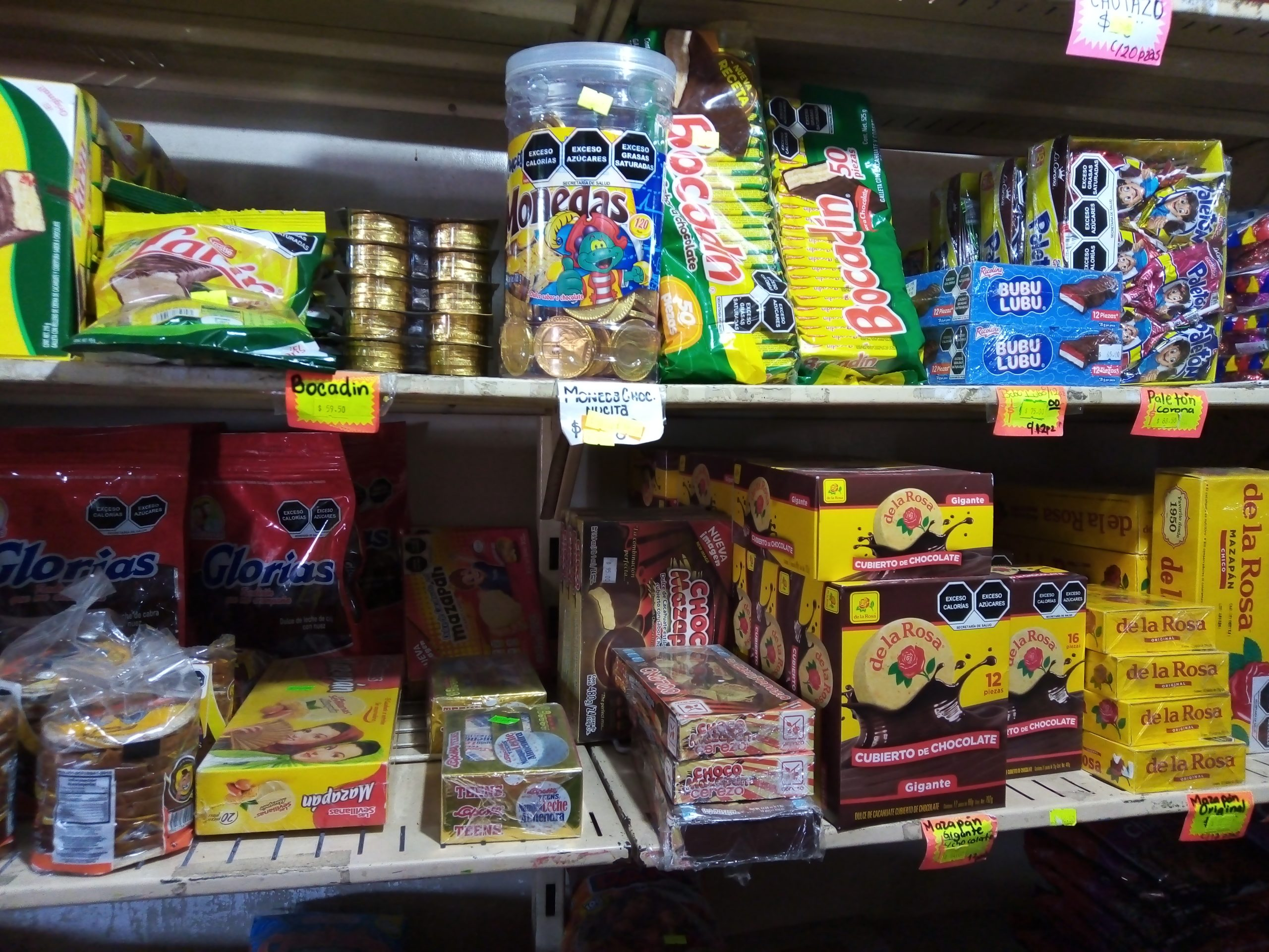 Video desde Puebla: Reportan dulcerías un incremento del 10% en sus ventas por Día del Niño