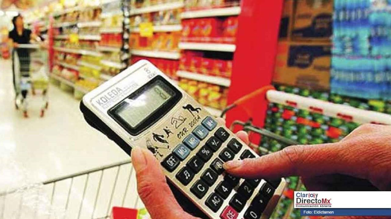 El Índice Nacional de Precios al Consumidor (INPC) registró una inflación de 0.06 por ciento respecto a la quincena inmediata anterior