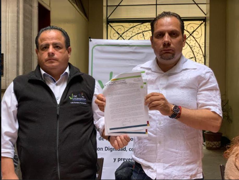 Se pronuncia el diputado federal Alejandro Carvajal por quitarle el fuero a su homólogo Saúl Huerta