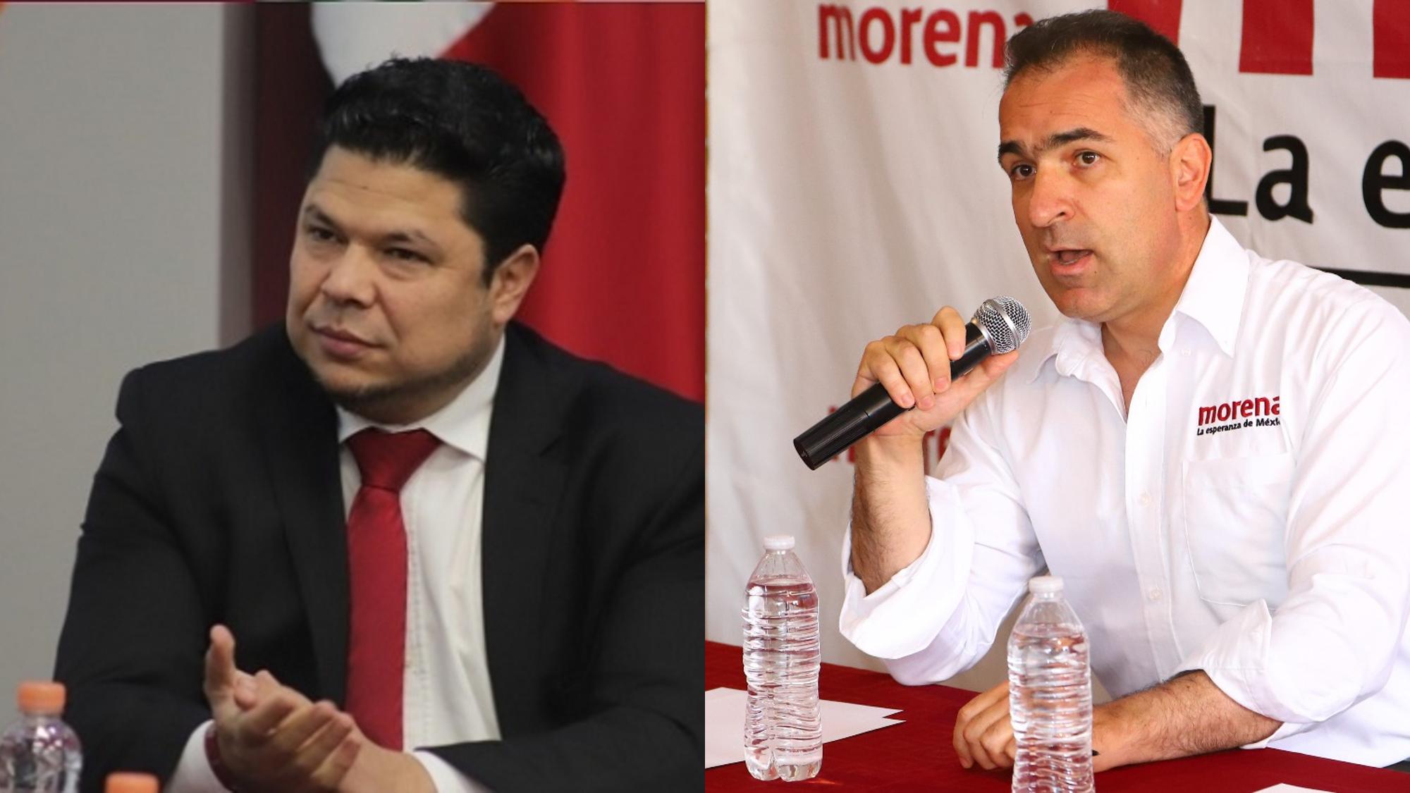 Consejeros de Morena irrumpen en las instalaciones de esta fuerza política
