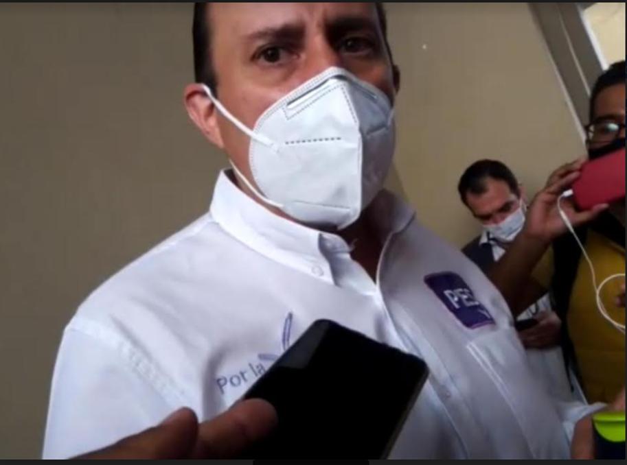 """""""Desafuero del diputado Saúl Huerta se discutiría hasta principios de mayo"""": Manzanilla"""