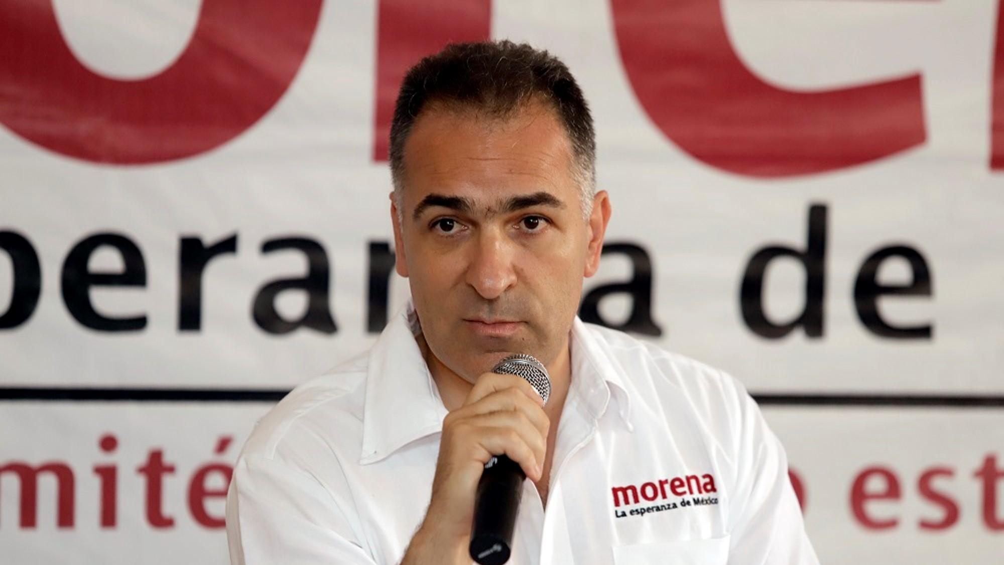 No apoyaremos a Eduardo Rivera, señaló Mario Bracamonte
