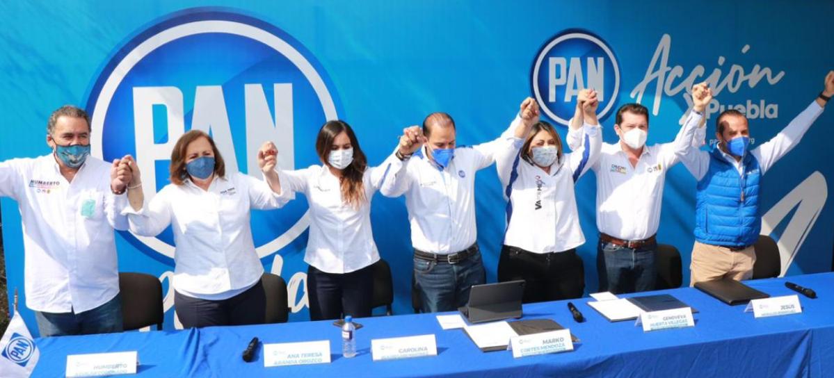 """""""Morena tiene candidatos impresentables"""": Marko Cortés"""