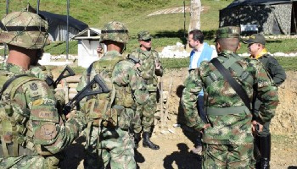 Preocupa el aumento de la violencia en territorios controlados por grupos armados ilegales y organizaciones criminales en Colombia