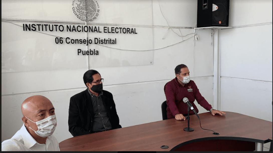 INE, enemigo de Morena, acusó Alejandro Carvajal