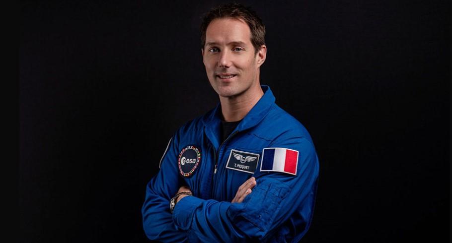 Luchando contra el hambre desde el espacio: el astronauta Thomas Pesquet es el nuevo embajador de la FAO