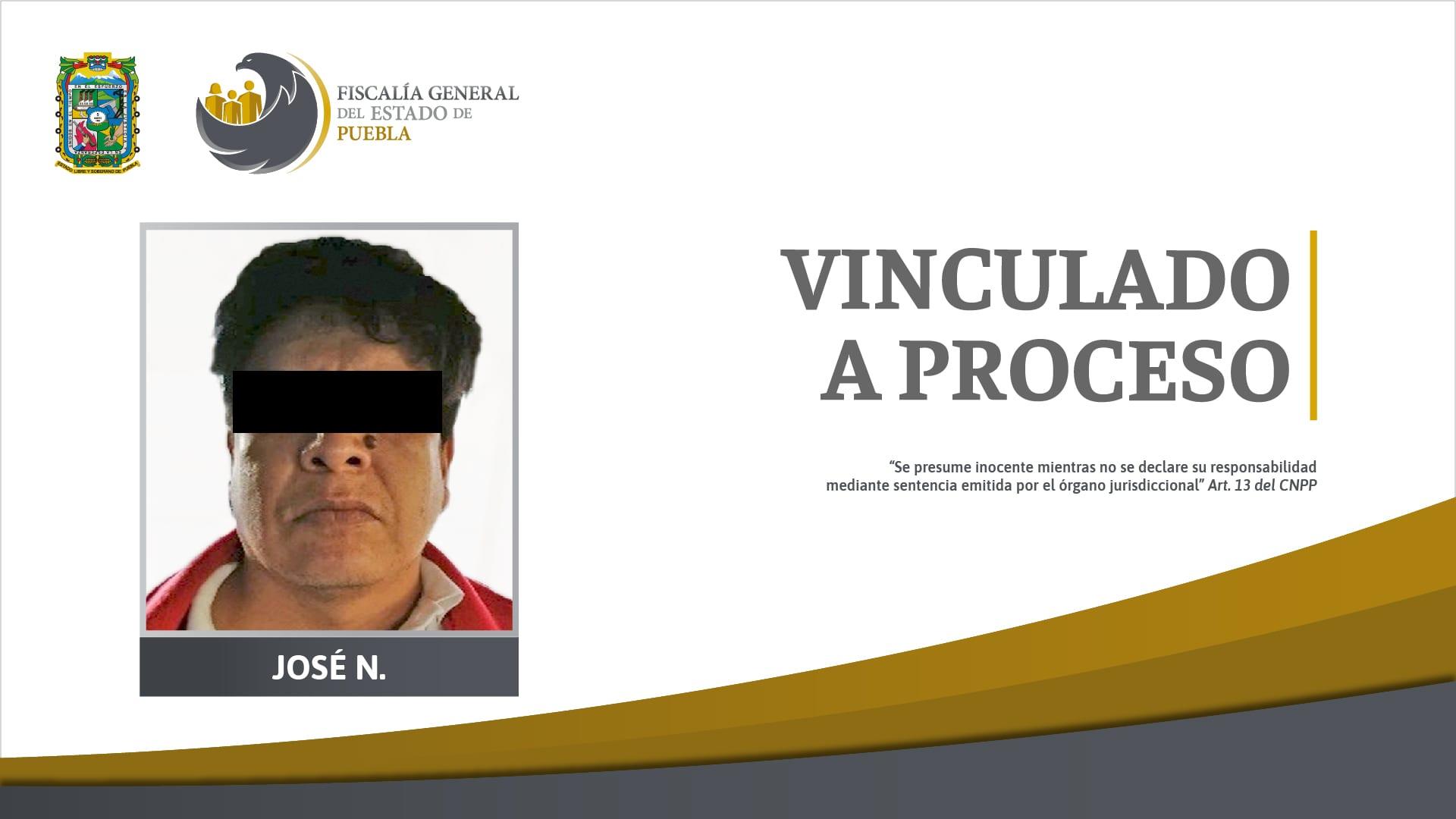 Presunto tratante vinculado a proceso y con prisión preventiva