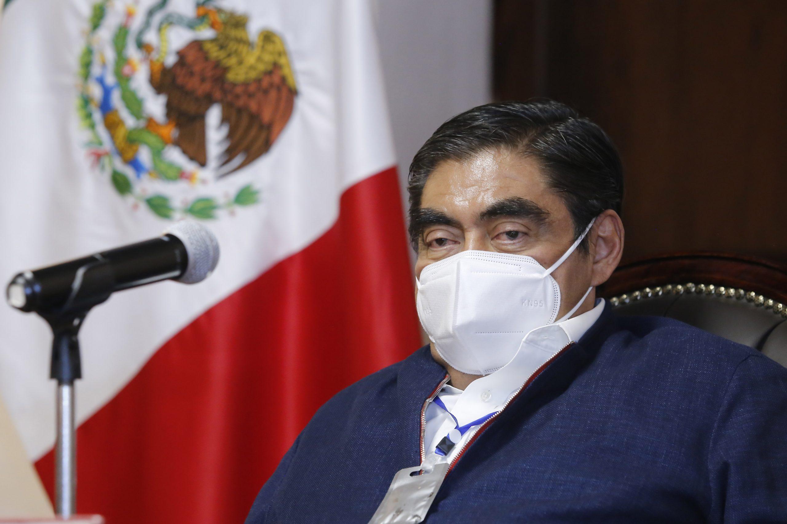 Video desde Puebla: Necesita el estado gobernantes honestos y comprometidos para erradicar la desigualdad, advirtió Miguel Barbosa Huerta