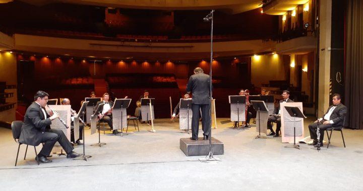 La OSSLP interpreta a Beethoven y Shostakovich en el concierto digital por YouTube