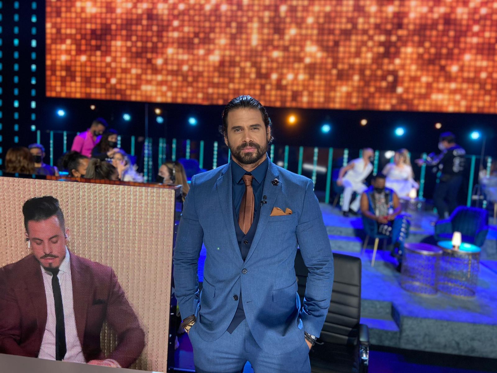 """Pedro Moreno se integró al panel de jueces de """"Mira quién baila"""" de Univisión"""