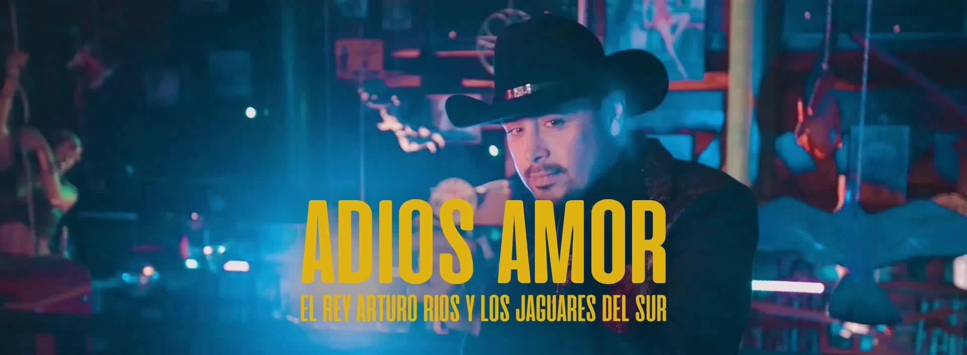 """""""Adiós Amor"""" es la nueva canción de Rey Arturo Ríos"""