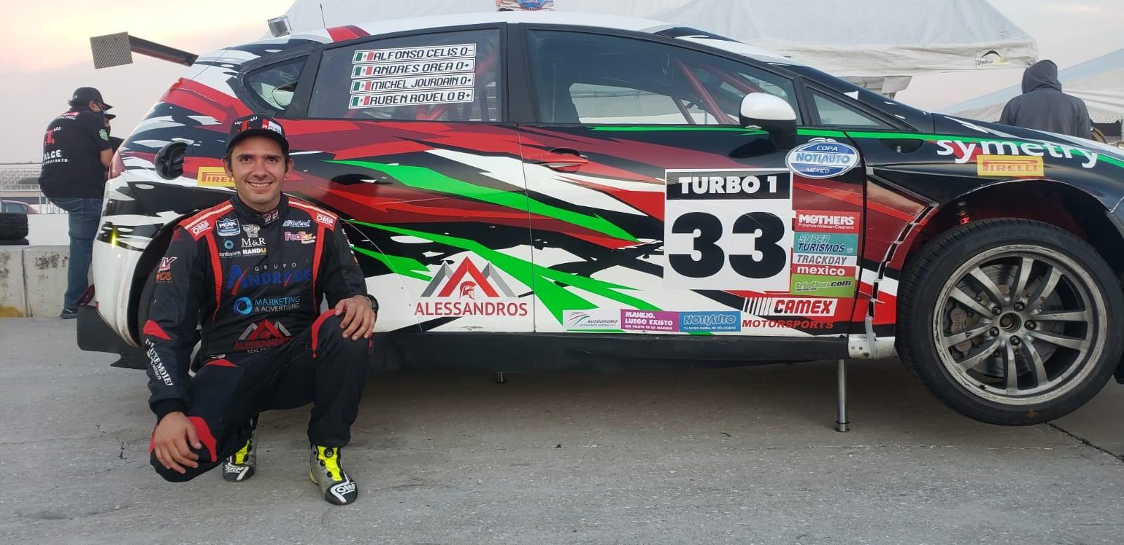 Rubén Rovelo gana su primera Endurance 24