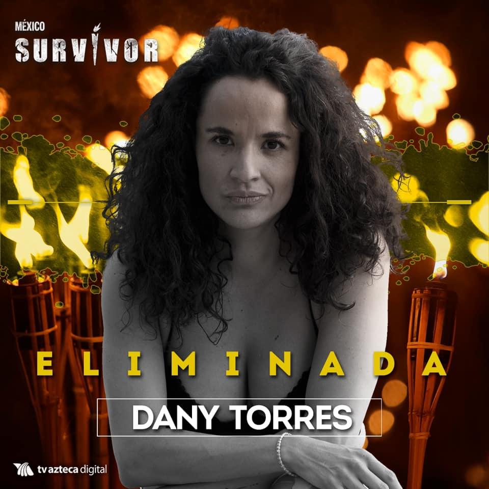 """Dany Torres platica sobre su experiencia en """"Survivor México"""""""