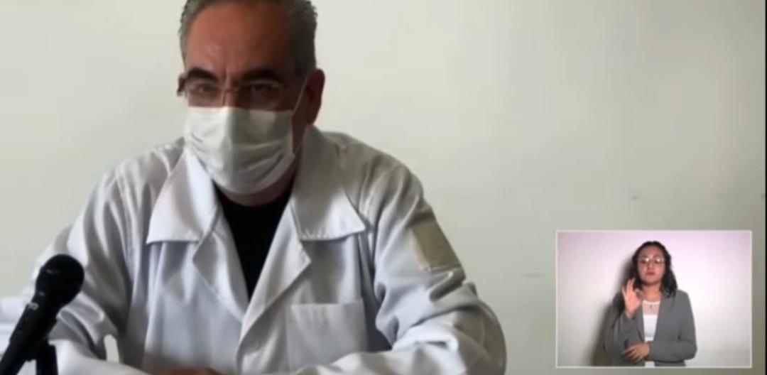Video desde Puebla: La entidad supera los 82 mil contagios y 11 mil fallecidos