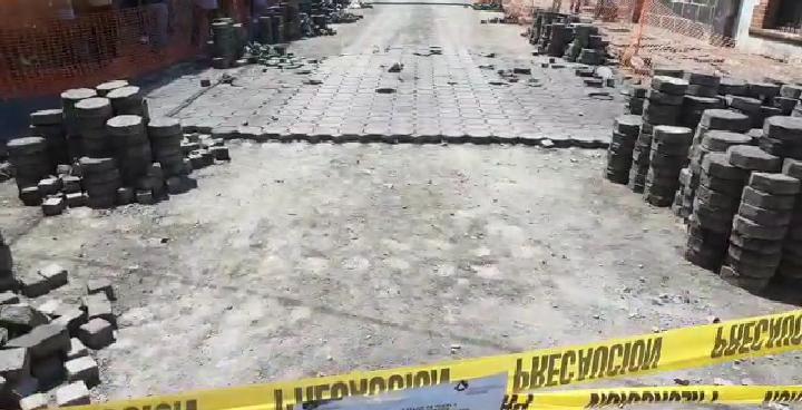 Video desde Puebla: Gobierno del estado clausura obras del Centro Histórico