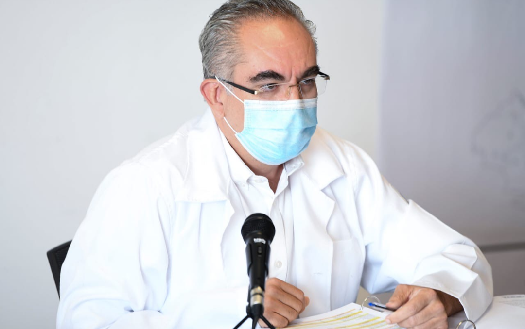 En Puebla, 114 personas graves por covid e intubadas a un ventilador mecánico: Salud