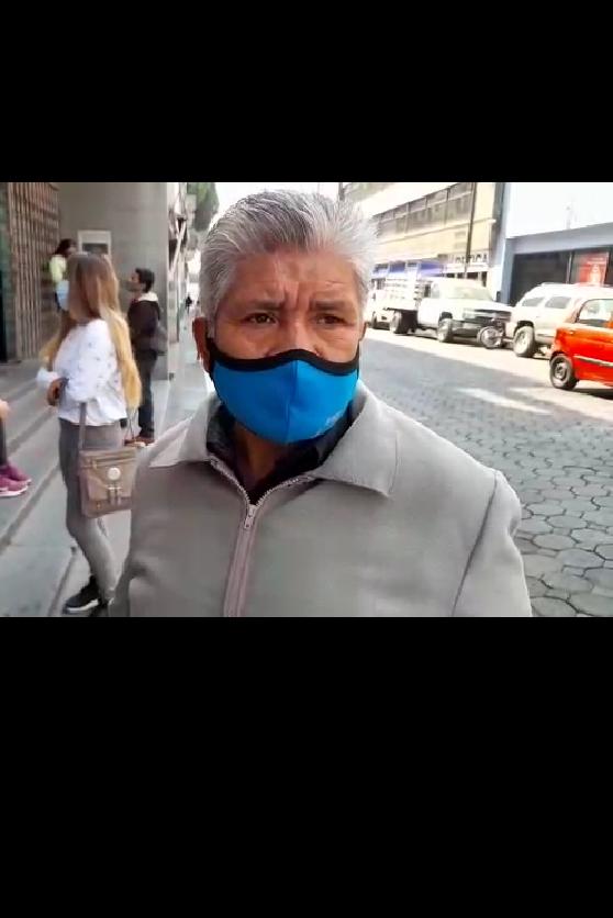 Video desde Puebla: Habitantes de Canoa solicitan conexión de pozos para agua potable