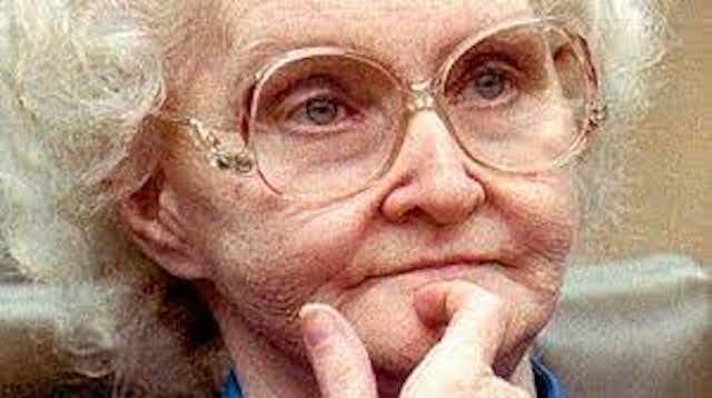 """Dorothea Puente, la abuelita """"dulce"""" dueña de """"la casa de la muerte"""""""