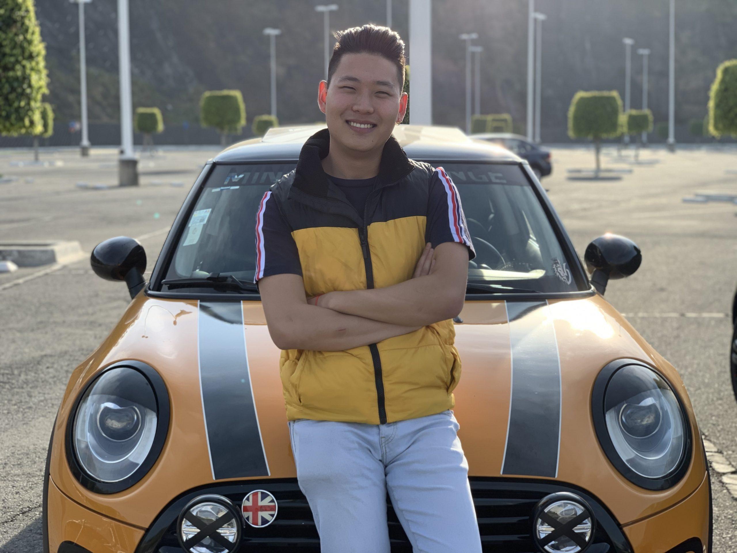 Sa Min Kang: el influencer que está revolucionando con sus contenidos el mundo de los autos