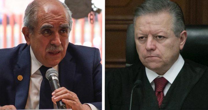 Pablo Gómez advierte que no 'transitará' ampliación de presidencia de la SCJN