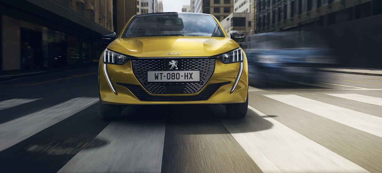 Lanzamiento Nuevo Peugeot 208