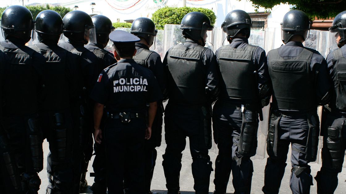 Durante 2020, el presupuesto ejercido por las instituciones encargadas de la función de seguridad pública estatal fue de 96 571 357 632 pesos
