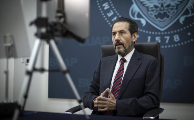 La pandemia, un nicho de oportunidad para fortalecer a las IES: Rector Alfonso Esparza