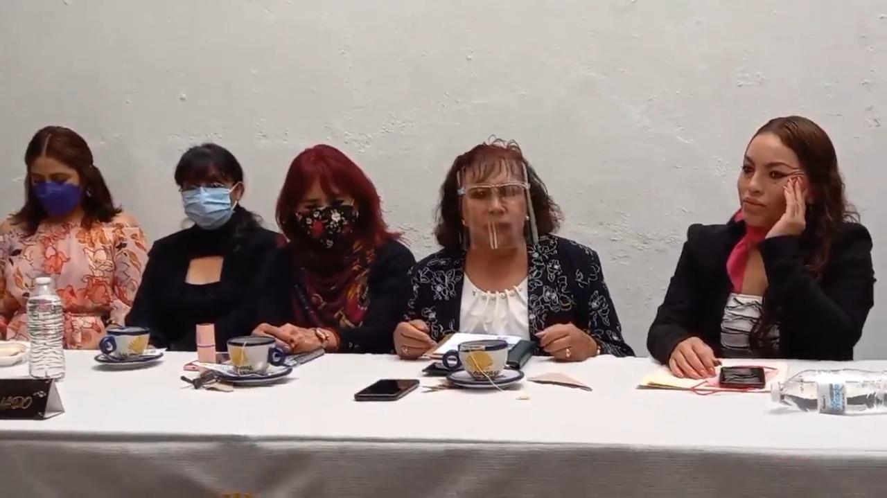 """""""Los mismos partidos políticos ejercen violencia contra sus candidatas"""": Red de Candidatas del Estado de Puebla"""
