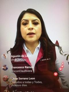 Video desde Puebla: Intereses priístas y panistas, detrás de la bronca entre grupos de ambulantes en el Centro Histórico, acusó Claudia Rivera