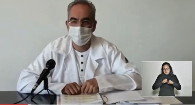 En Puebla hay 320 hospitalizados por covid-19: Salud