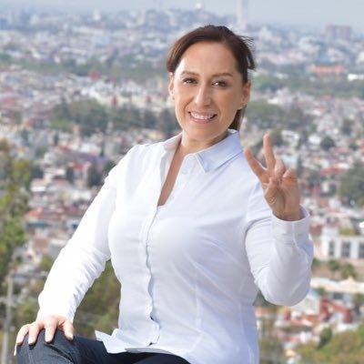 Ser un contrapeso al gobernador, planteó la candidata del PAN -PRI, Lupita Leal