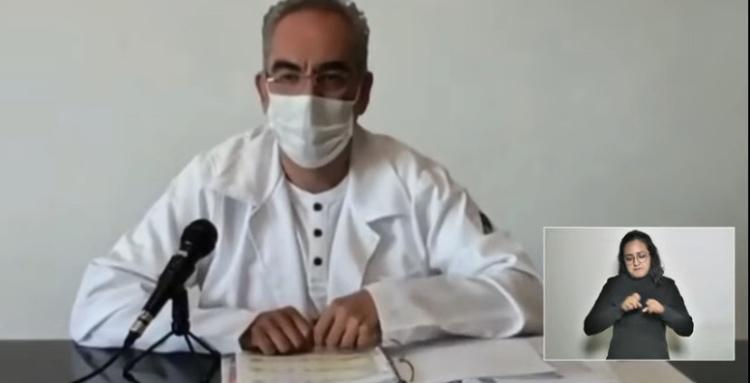 En Puebla hay 353 hospitalizados por covid-19: Salud