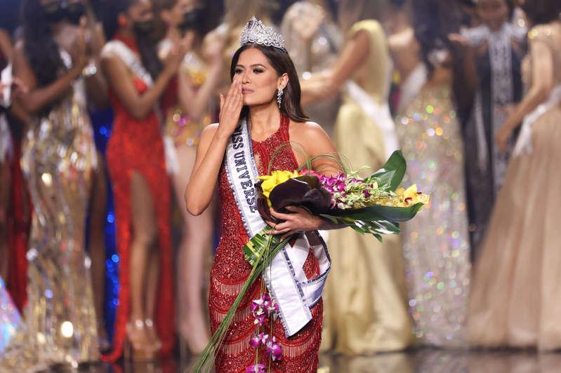 La mexicana Andrea Meza gana concurso de Miss Universo
