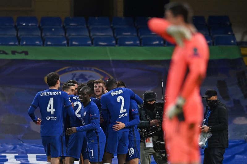 Chelsea elimina al Madrid y jugará su tercera final de la Champions League