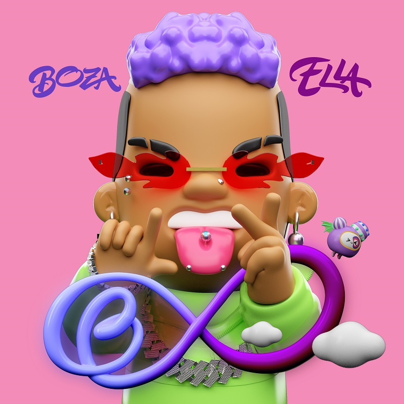 """Boza platica sobre """"Ella"""", su nuevo sencillo"""