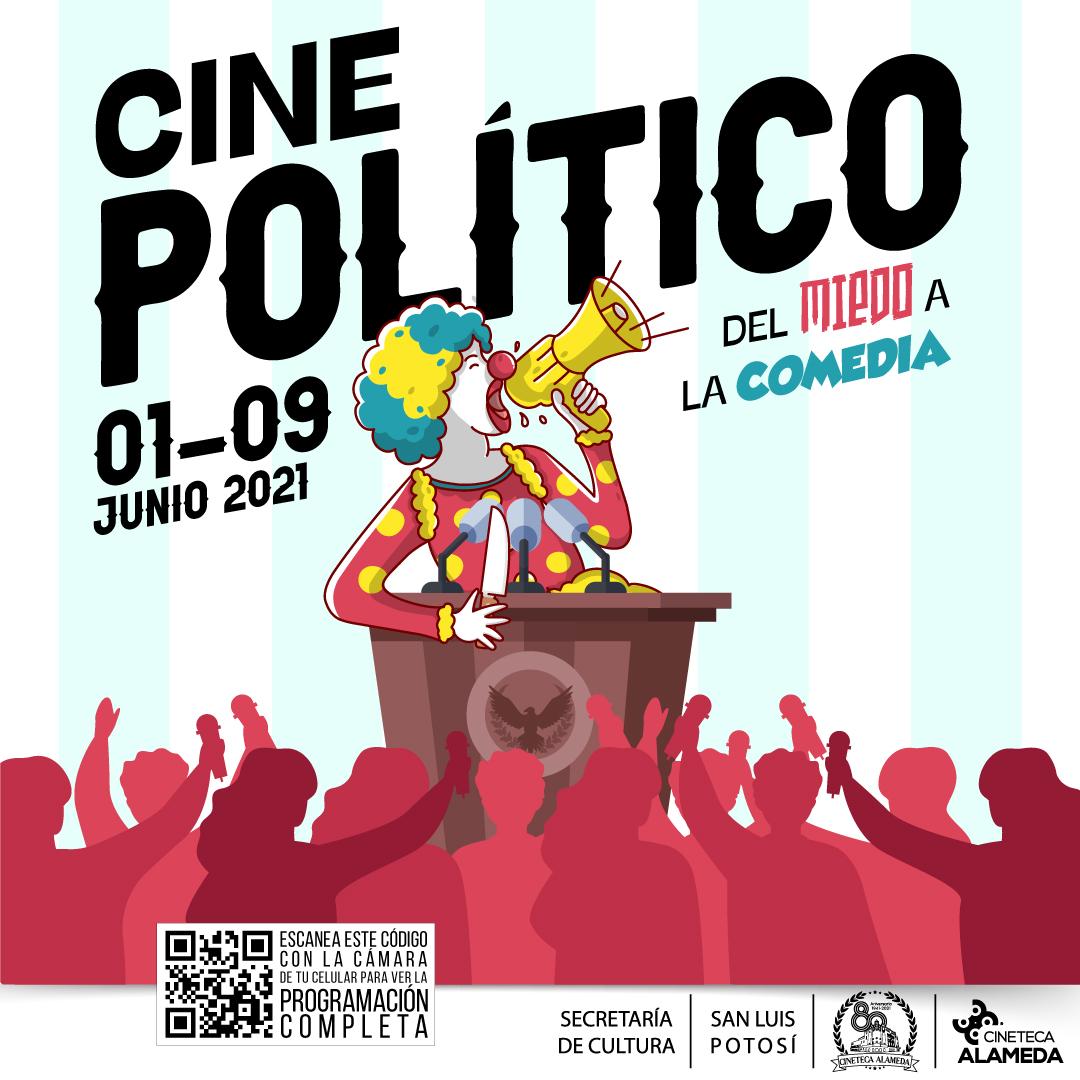 Ciclo de Cine Político en la Cineteca Alameda